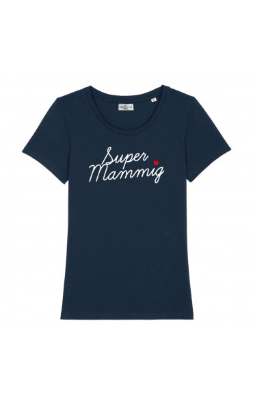T-shirt femme Super Mammig