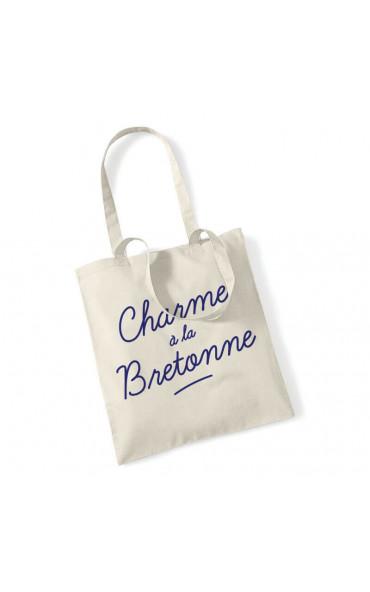 Totebag Charme à la bretonne