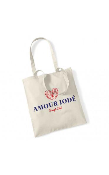 Totebag Amour iodé