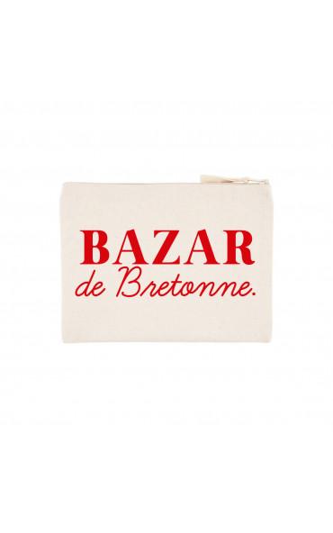 Pochette Bazar de bretonne