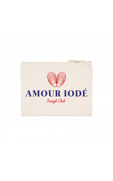 Pochette Amour iodé