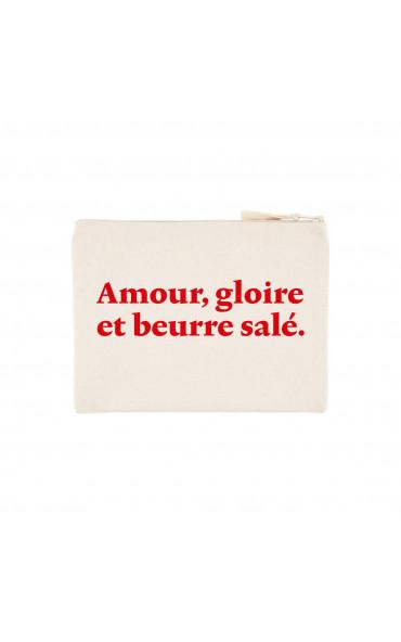 Pochette Amour, gloire et...
