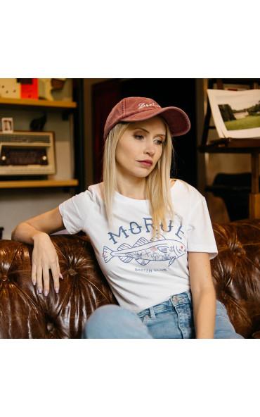 T-shirt femme Morue