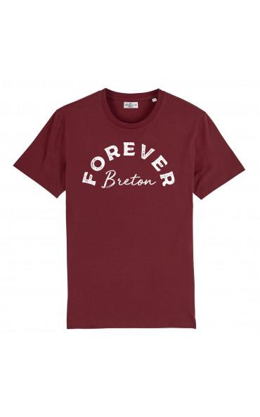 T-shirt homme Breton forever
