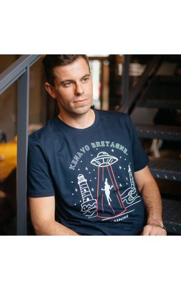 T-shirt homme Expatrié