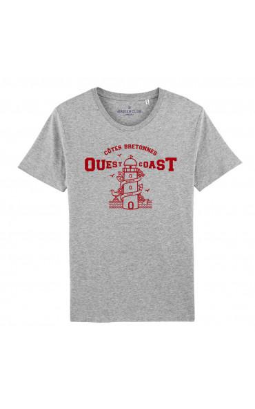 T-shirt homme Ouest Coast