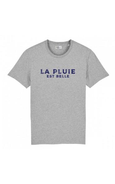 T-shirt homme La pluie est...