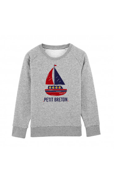 Sweat enfant Petit breton