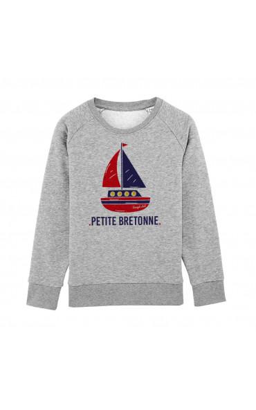 Sweat enfant Petite bretonne