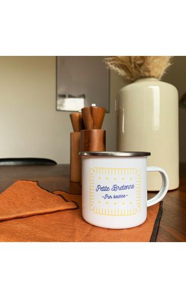 Mug émaillé breton - Petite...