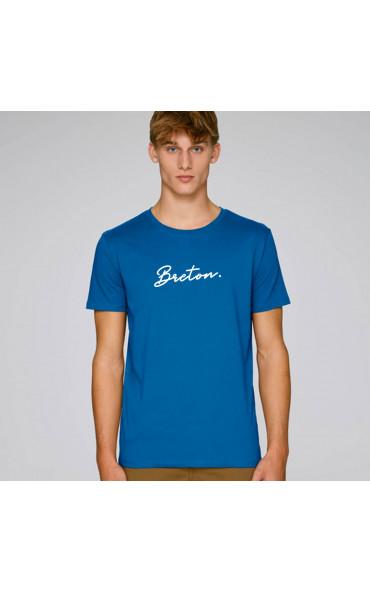 T-shirt homme Breton -...