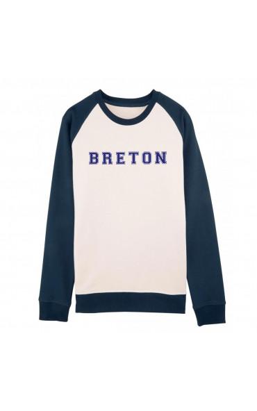 Sweat homme Breton -...