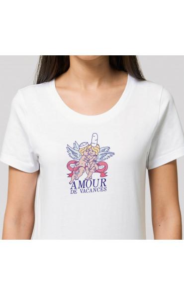 T-shirt femme Amour de...