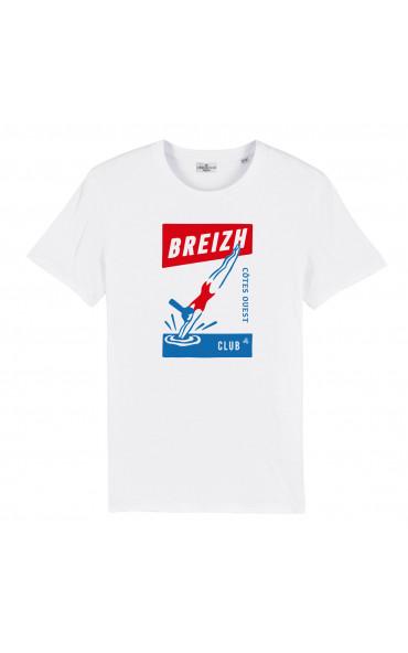 T-shirt homme Plongeuse