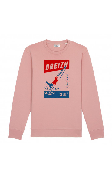 Sweat homme Plongeuse