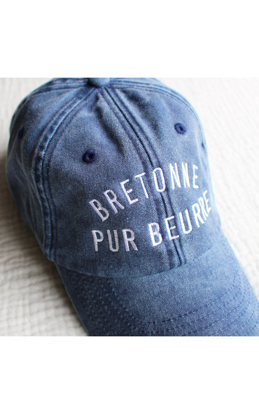 Casquette Bretonne pur beurre