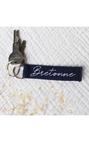 Porte-clés Bretonne