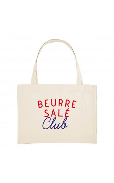 Cabas beurre salé Club