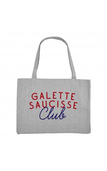 Cabas Galette Saucisse Club