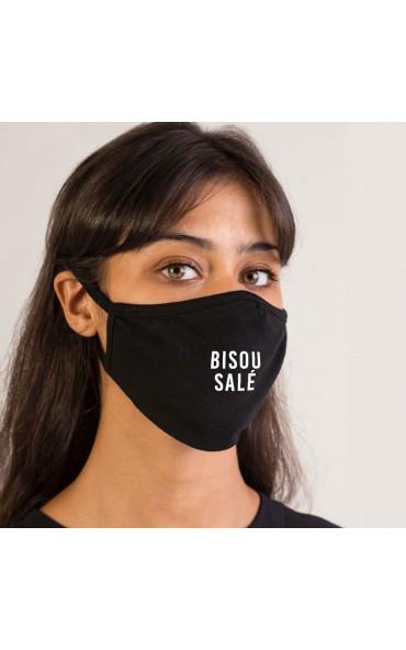 Masque de protection Bisou...
