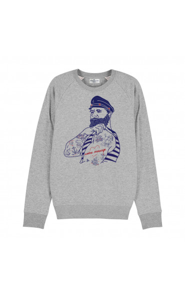 Sweat homme personnalisable...