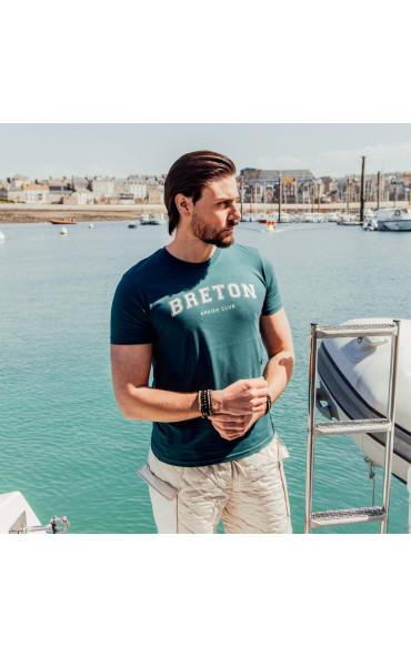 T-shirt homme Breton collège