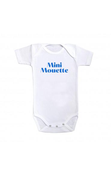 Body bébé Mini mouette