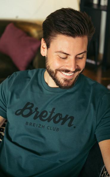 T-shirt homme Nouveau breton
