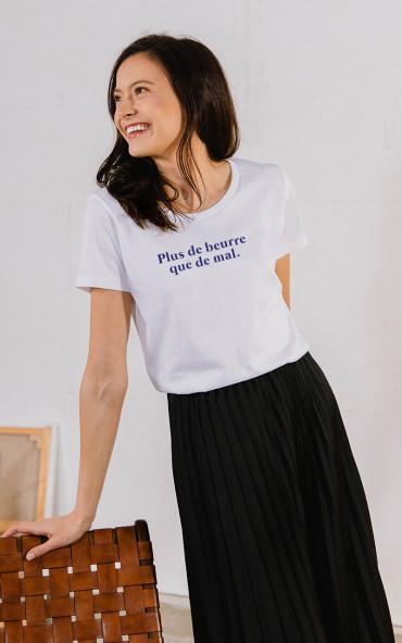 T-shirt femme Plus de...