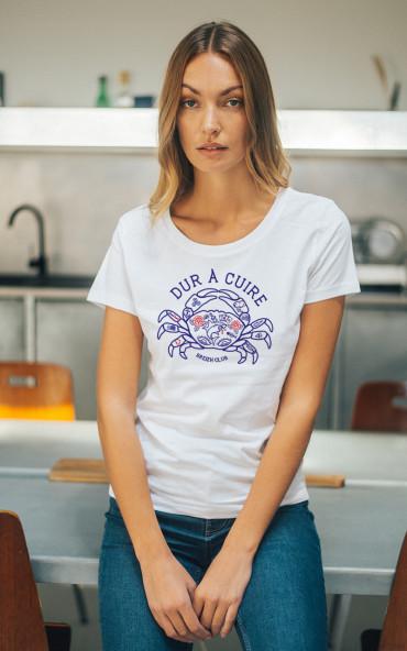 T-shirt femme Dur à cuire