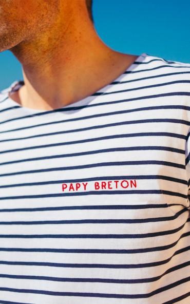 T-shirt marinière homme...