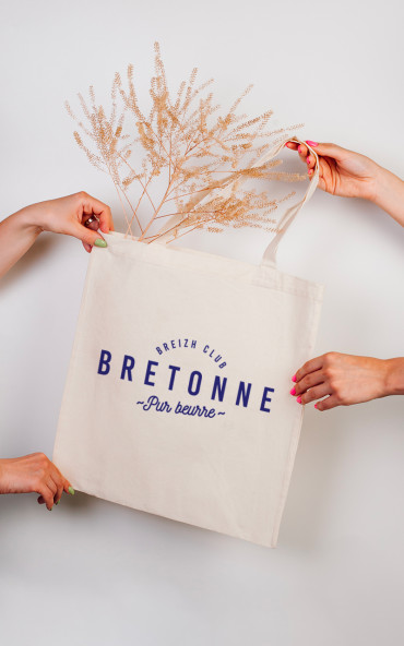 Totebag Bretonne pur beurre