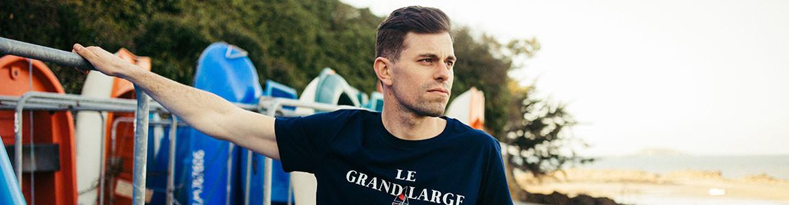 Notre collection de prêt-à-porter breton pour homme - Breizh Club