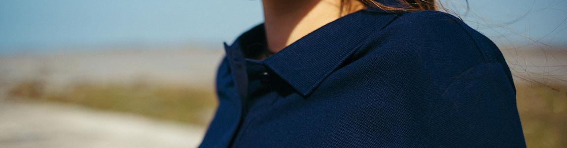 Polos et chemises bretonnes pour femmes par Breizh Club