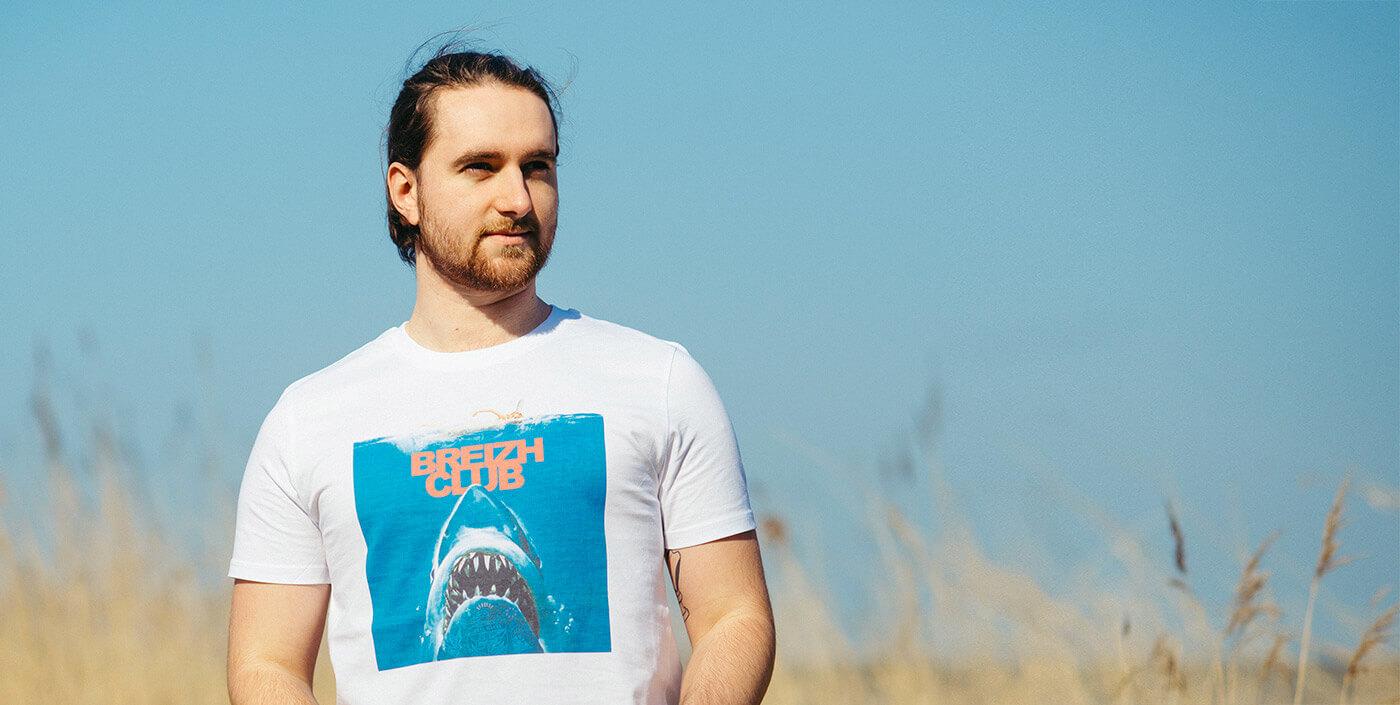 Découvrir Breizh Club, créateur de tshirt en Bretagne